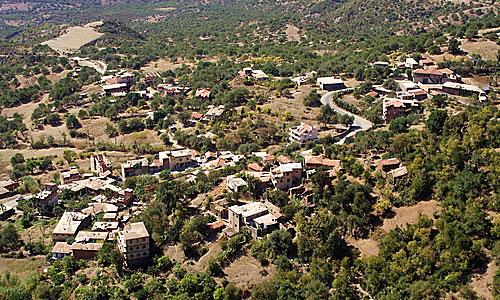 Abizar en Kabylie