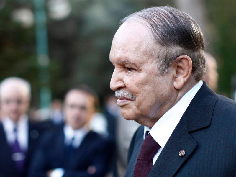 Bouteflika 2009