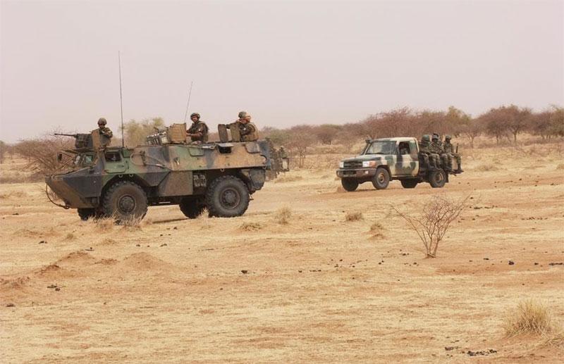 Les rebelles Touaregs du Mali traqués